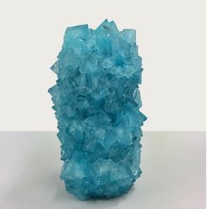 Crystal vaas Sky