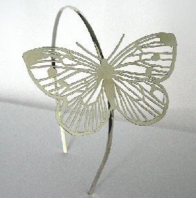 Diadeem vlinder