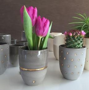 Raindrops cup