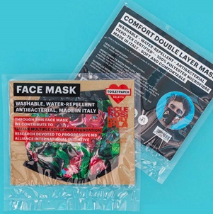Face mask Shit S/M*