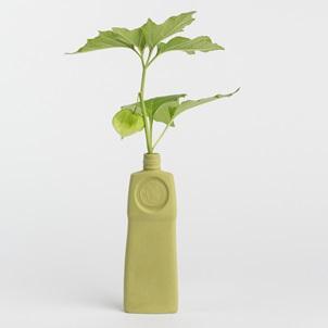 Bottle Vase # 18 moss