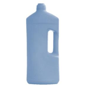 Bottle Vase #3 Donker Blauw