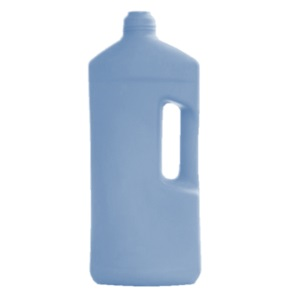 FlesVaas #3 Donker Blauw