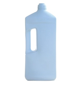 Bottle Vase #3 Light blue