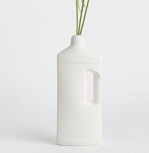 Bottle Vase #3 Wit