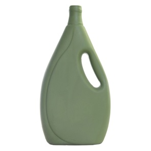FlesVaas #7 Donker Groen