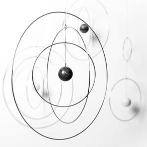 Galaxy globe L groen