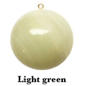 Galaxy globe M light green