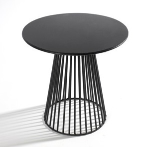 Small table Garbo black