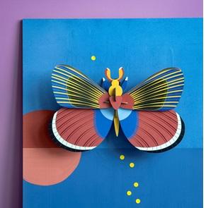 Giant Vlinder*