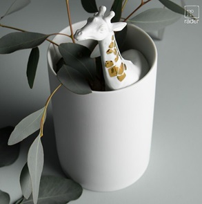 Giraffe Vase