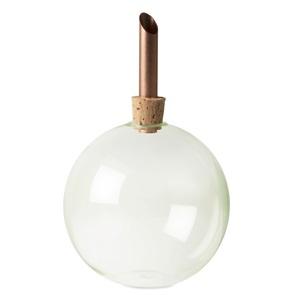 Glasilium vase green 8,5 cm