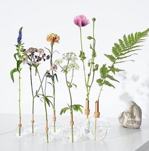 Glasilium vase 6,5 cm