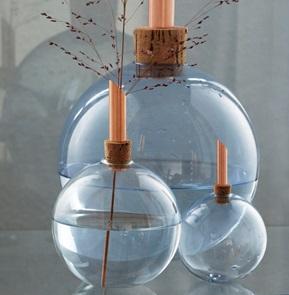 Glasilium vase 12 cm