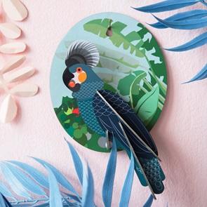 Grijze papegaai*