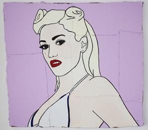 Kunstwerk Gwen