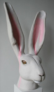 Sculpture Hare