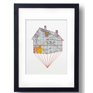 House and maps