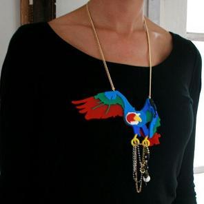 Necklace Eagle