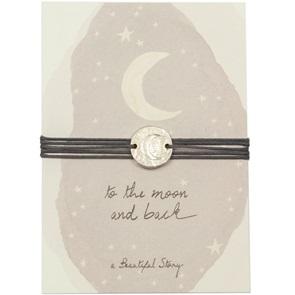 Wish bracelet Moon