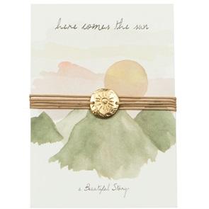 Wish bracelet Sun