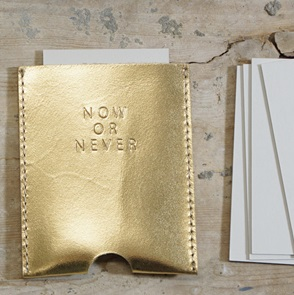 Cardholder Now or Never*