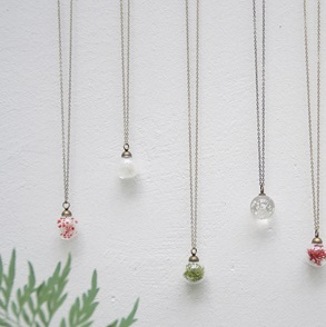 Ketting rood mos*