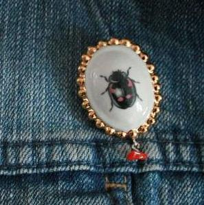 Broche kevertje