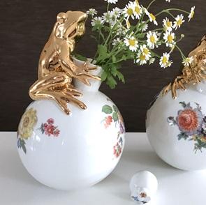 Frog caraf-vase Flowerbomb