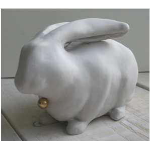 Sculpture Rabbit 2