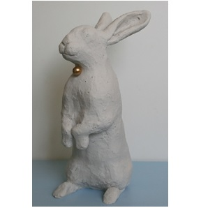 Sculpture Rabbit 3
