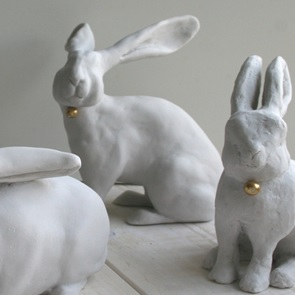 Sculpture Rabbit 5