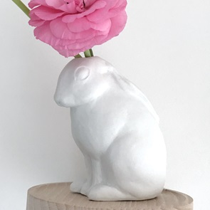 Rabbit vase dreaming