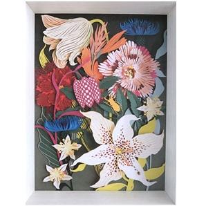 Kunstwerkje Fête des Fleurs