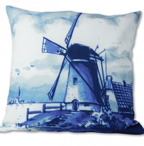 Pillow cover Windmill