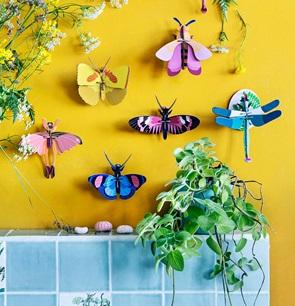 Pink Longwing Vlinder*