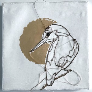 SOLD Artwork Birds 3