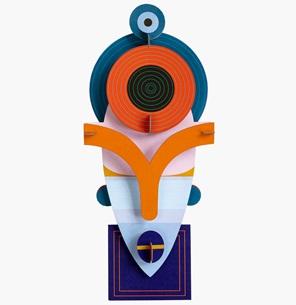 Masker Lamu*