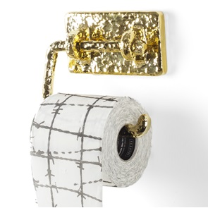 Maurizio toiletpaper holder