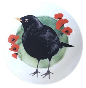 Blackbird plate