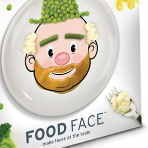 Food face bord