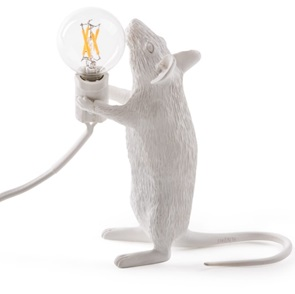 Mouse lamp staand