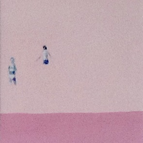 Kunstwerk Pink