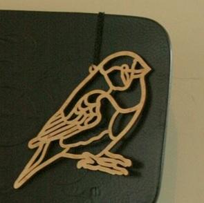 Muur vogel