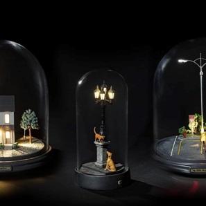 Lamp My little evening