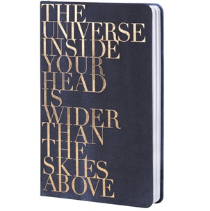 Notitie boek The universe