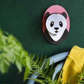 Panda wandobject*