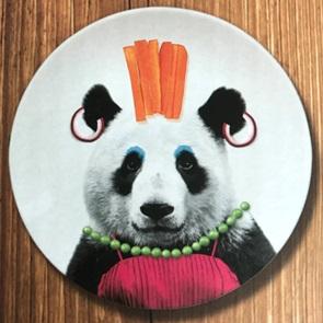 Panda bord