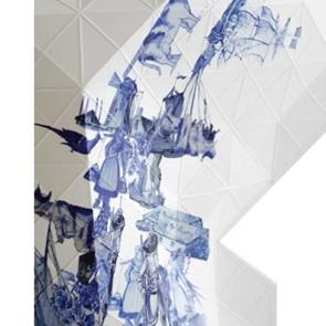 Paper Vase Deftsblauw*