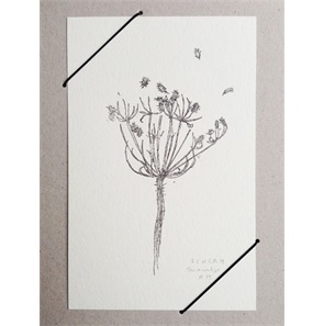 Screenflower Art print